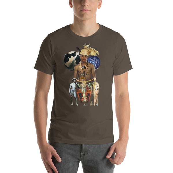 INRI : Short-Sleeve Unisex T-Shirt
