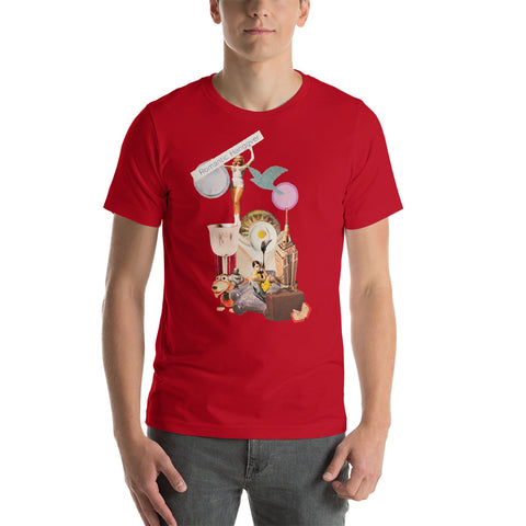 Romantic Hangover : Short-Sleeve Unisex T-Shirt