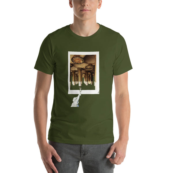 Light My Fire : Short-Sleeve Unisex T-Shirt