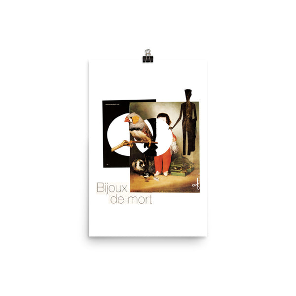 Bijoux de mort : Photo paper poster