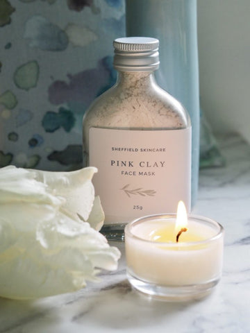 Pamper Clay Face Mask