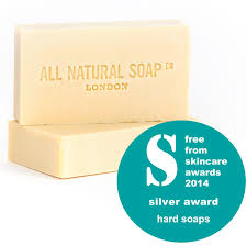 All Natural Soap London