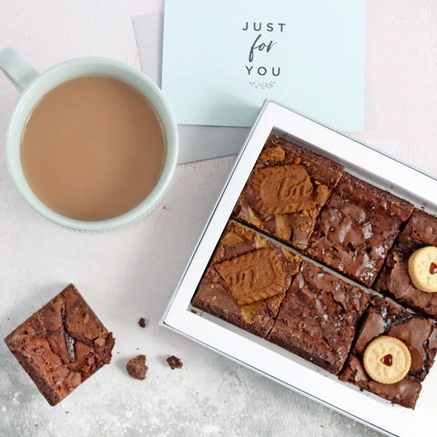 Brownie Letterbox Gift Set