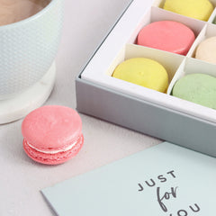 Letterbox Macarons