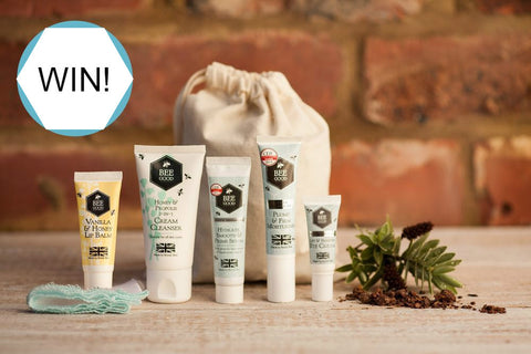 WIN! A BEE GOOD WEEKEND ESSENTIALS SET....