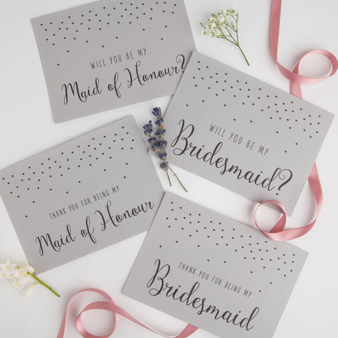 Bridesmaids Gift Set