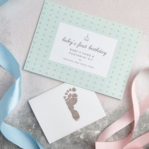 Baby's Hand & Footprint Kit