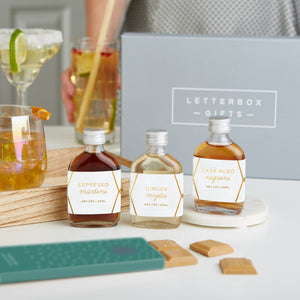 The 'Cocktail' Letterbox Gift set
