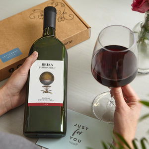 Letterbox Red Wine Gift