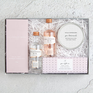 Letterbox Gin Lovers Gift set