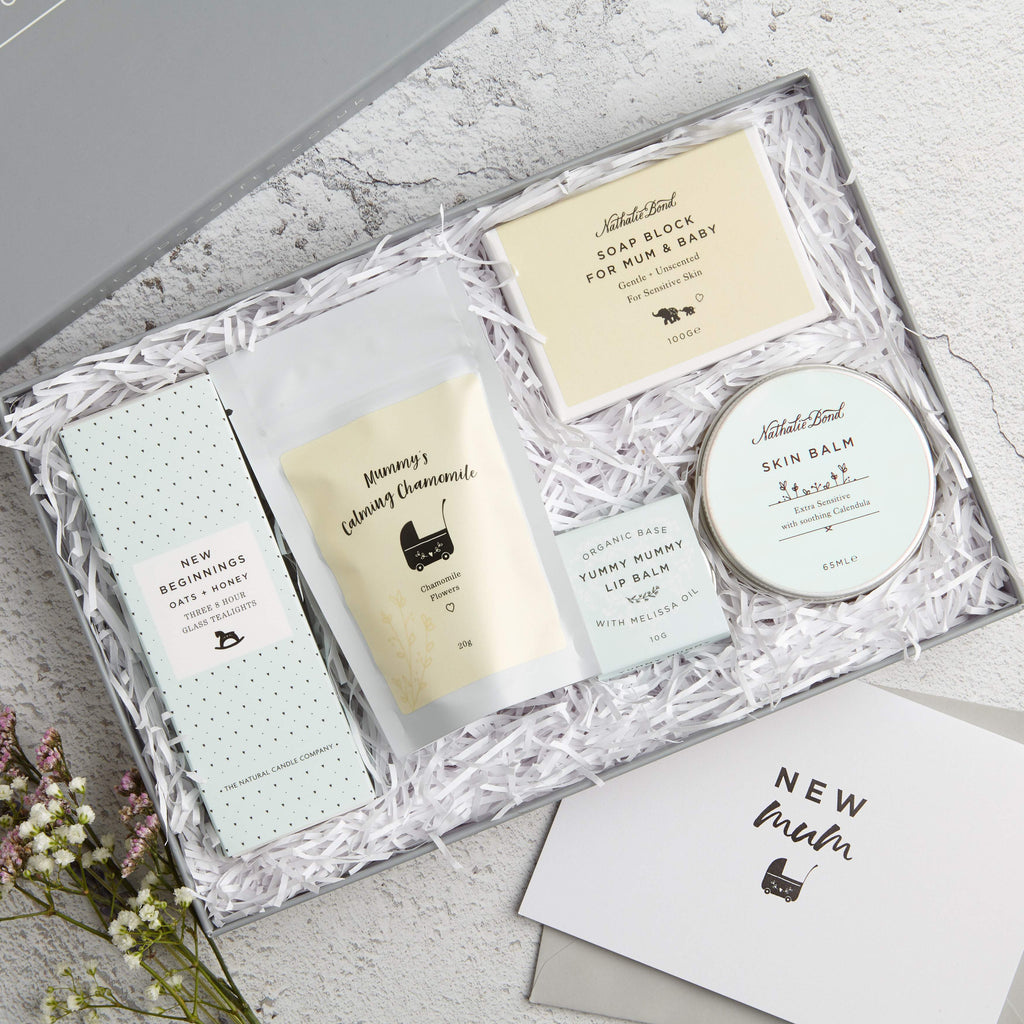 New Mum & Baby Letterbox Gift Subscription