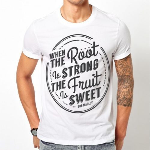 White Root is Strong T-shirt