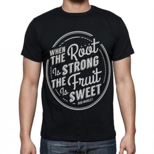 Black Root is Strong T-shirt