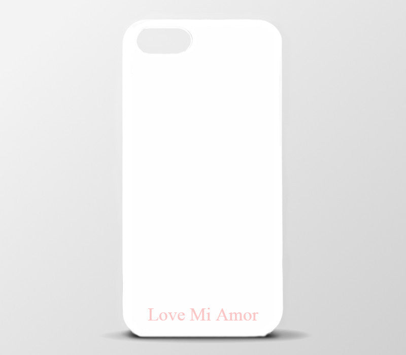 Custom White iPhone 6/6s Case