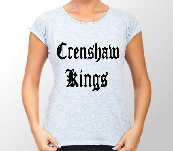 Custom Womens Grey Shirt