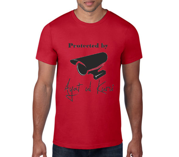 Custom Mens Red Shirt