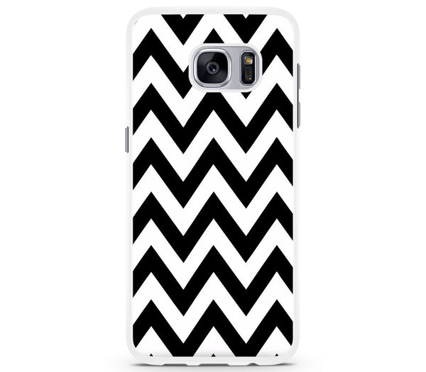 Custom White Samsung S7 Case
