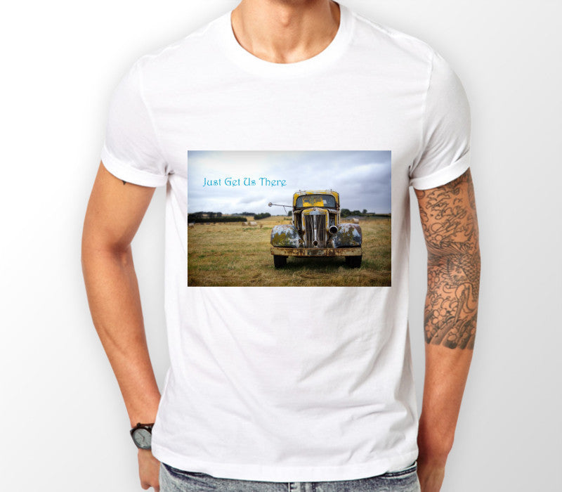Custom Mens White Shirt