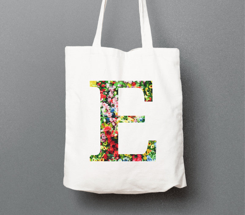 Custom Tote Bag - White