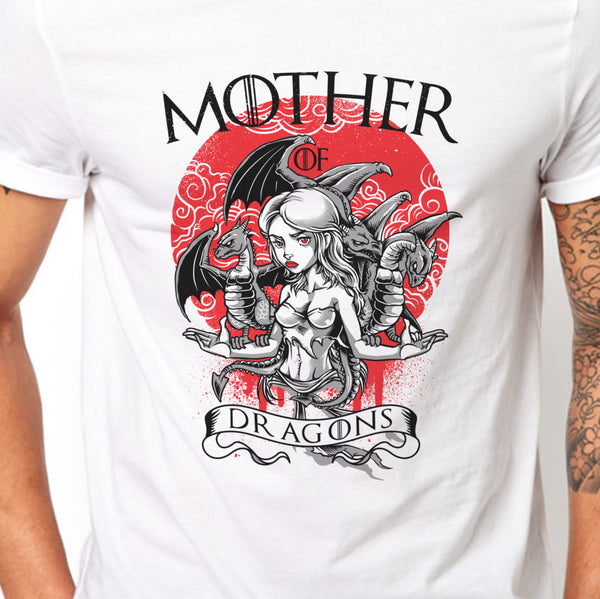 Men's Mother of Dragons T-Shirt