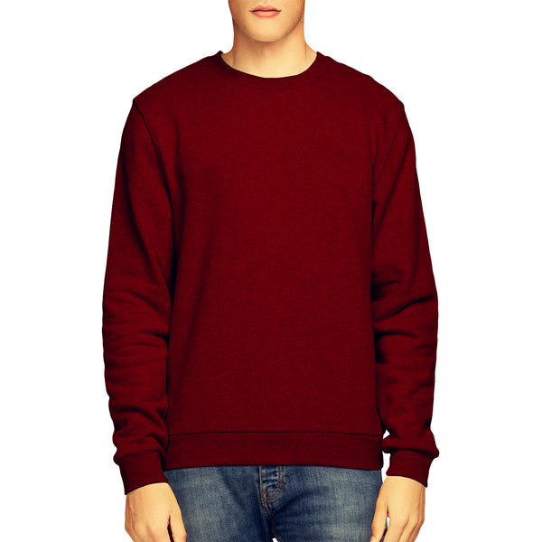 Custom Red Sweatshirt