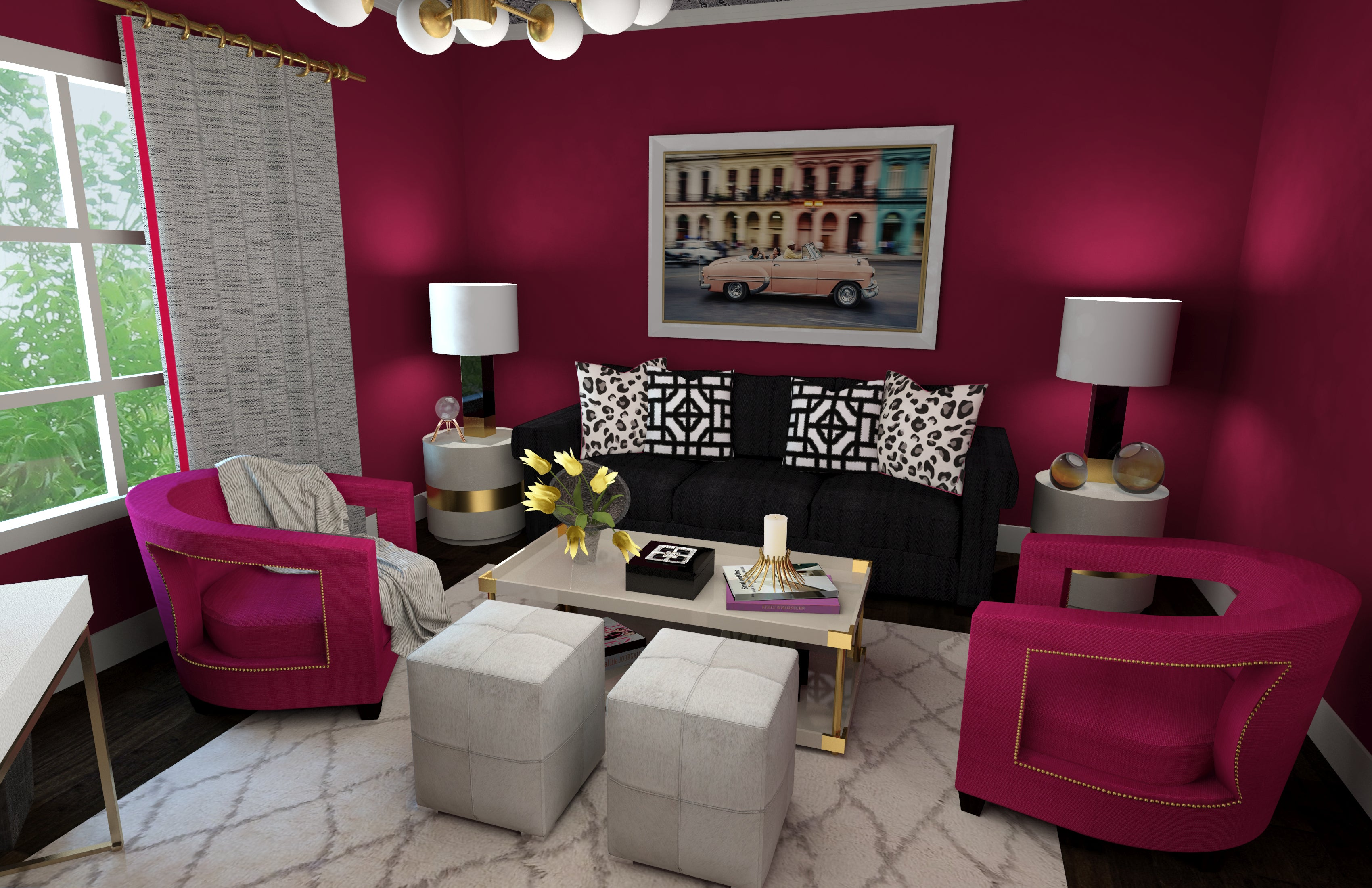 living room and office. Purchase Room Living And Office E