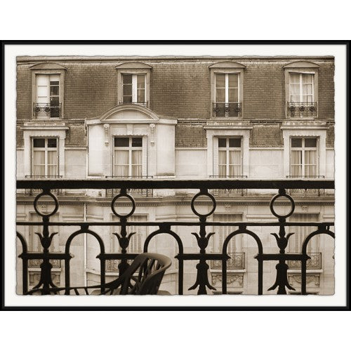 Paris Window Print