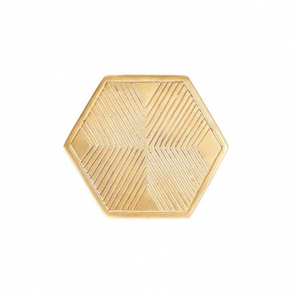 Hexagonal Coasters