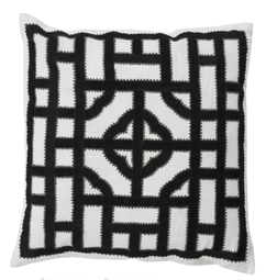 Black / White / Gray Throw Pillows