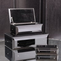 Black Glass Box