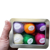 Bath Bombs Gift Set