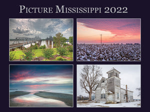 2021 Picture Mississippi Calendars