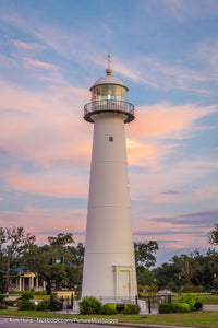 Lighthouse Pastels