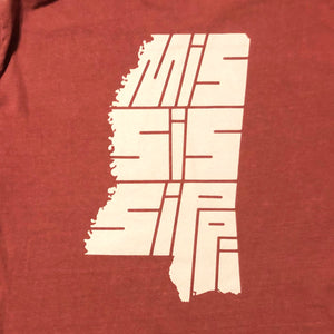 Long Sleeve Mississippi T-shirts