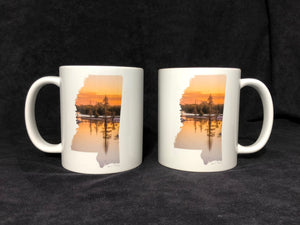 Picture Mississippi - Five Mile Dusk Mug