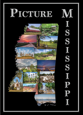 Picture Mississippi Note Cards
