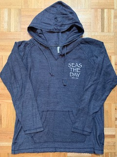 Seas the Day, Long Beach NY 11561 BAJA Pullover
