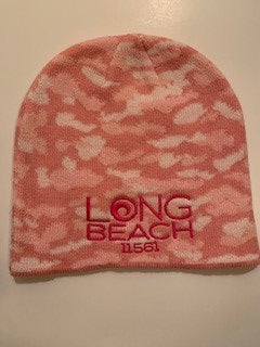 Long Beach 11561 Camo Beanie