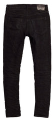 Men's Slim Fit Low Rise with Slim Leg-Black