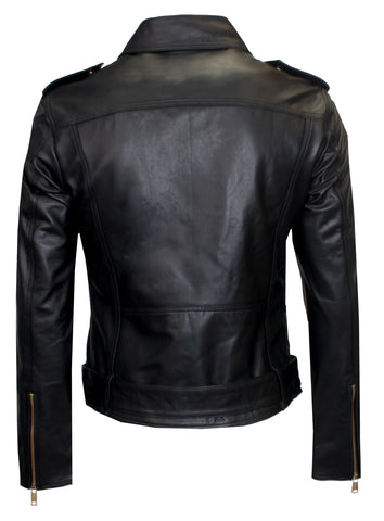 VJ Leather Jacket