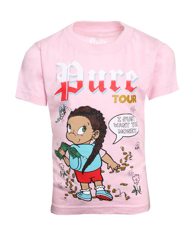 Rich Kids Collection Tee(PINK)