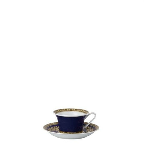 Cup, Low, 7 ounce | Medusa Blue