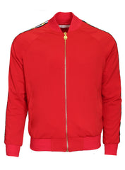 KASH Icon Track Jacket with HAMSA Hand| Red