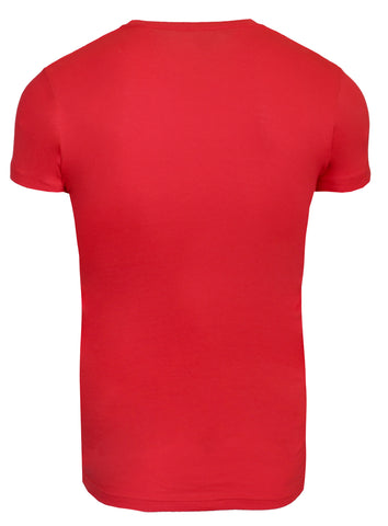 PURE King T-Shirt| Red