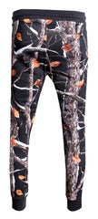 Forest Camo Fleece Pants