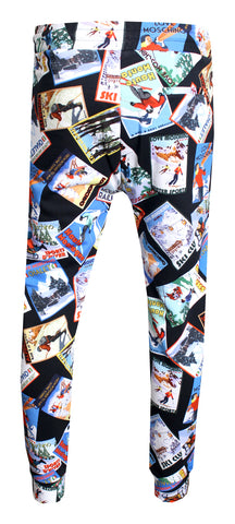 Winter Sports Fleece Pants