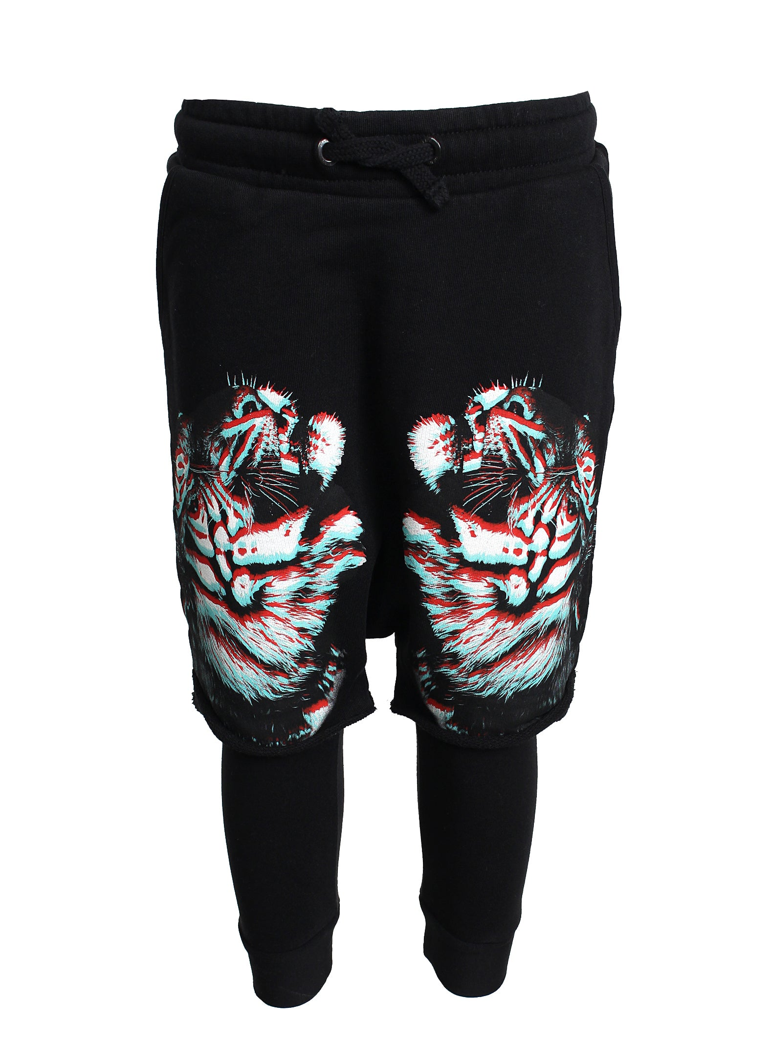 Boys 3D Tiger Pants