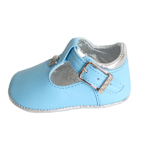 Baby Boy Crib Shoes
