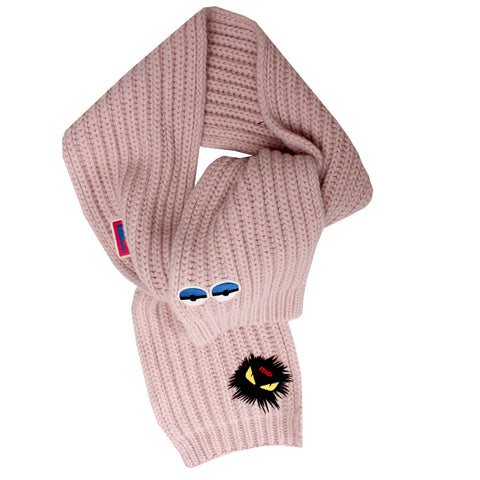 Fendi | Girls Scarf with Patches