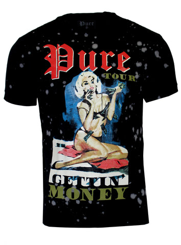 Gettin' Money Girl Tee